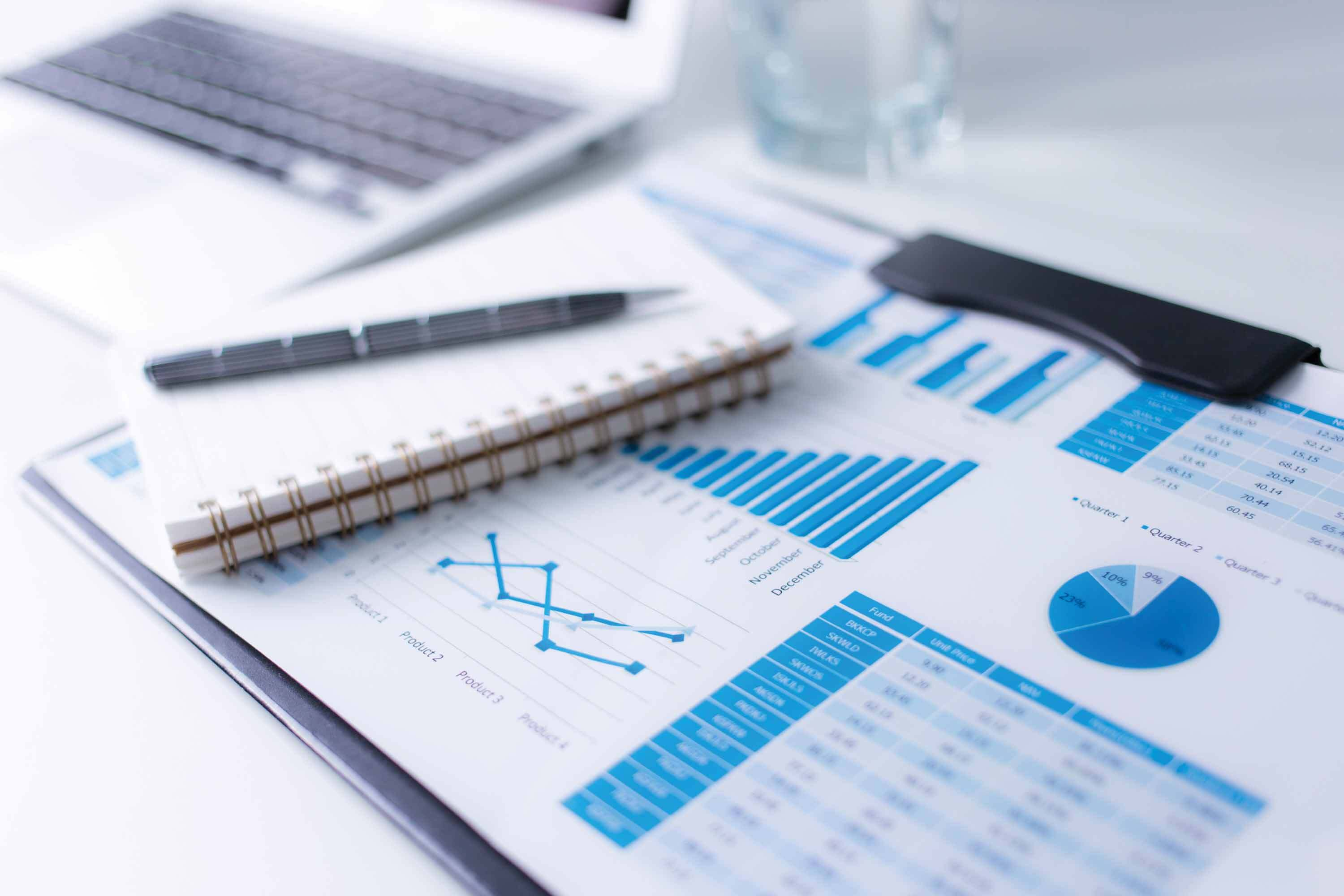 business and financial report - onDemand CMO