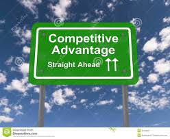 competitive advantage image courtesy of dreamstime