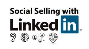 social selling on linked in